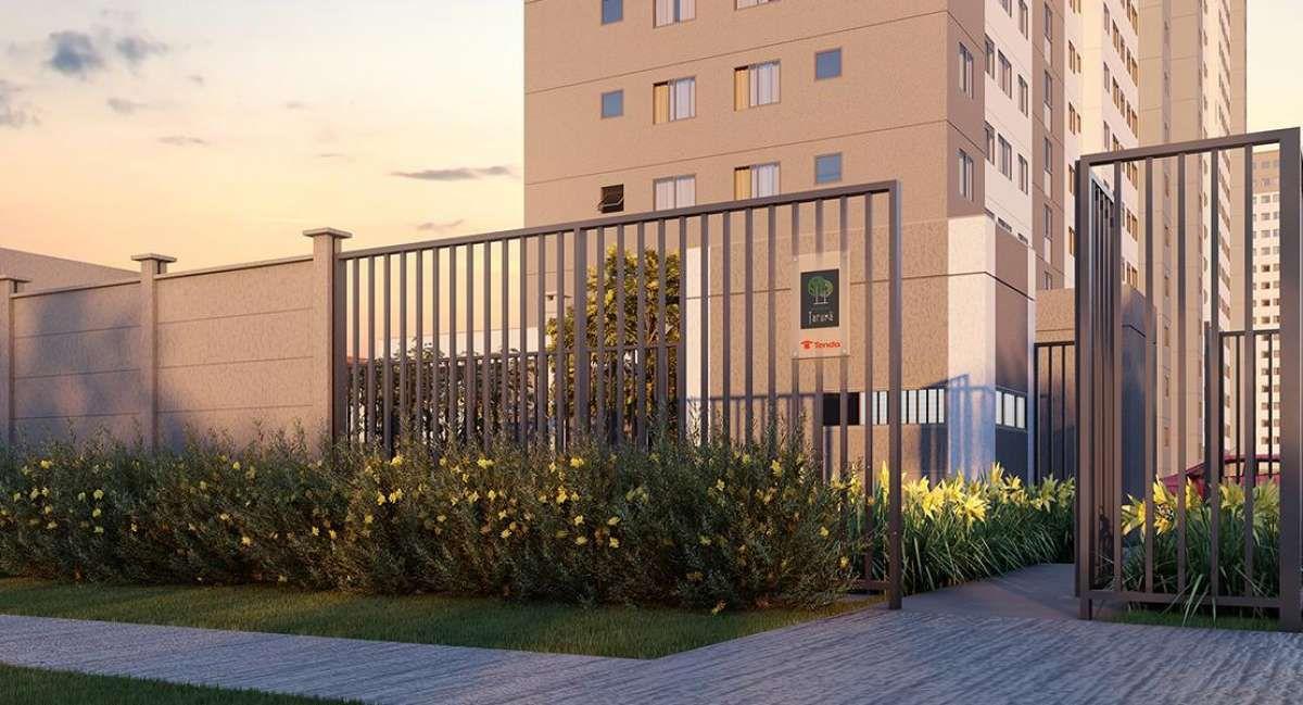 Tarumã Tenda   Apartamentos de 2 Dormitórios   Casa Verde e Amarela