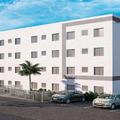Residencial Salinas do Ceara MRV | Apartamentos de 2 Dormitórios | Casa Verde e Amarela