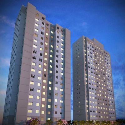 Plano e Jardim Planalto | 1 e 2 Dormitórios | Minha Casa Minha Vida