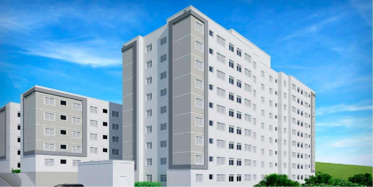 Golden City MRV | Apartamentos de 2 Dormitórios | Casa Verde e Amarela