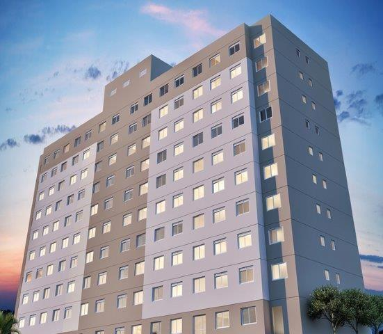 Plano e Jardim Marajoara   Apartamentos de 1 dormitórios   Minha Casa Minha Vida no Marajoara