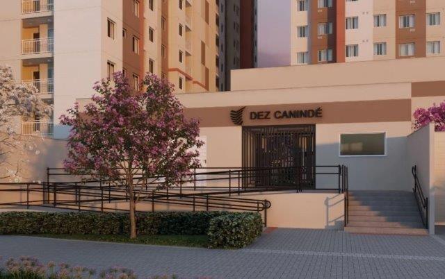 Cury Canindé   Apartamentos no Canindé   Minha Casa Minha Vida   2 dormitórios