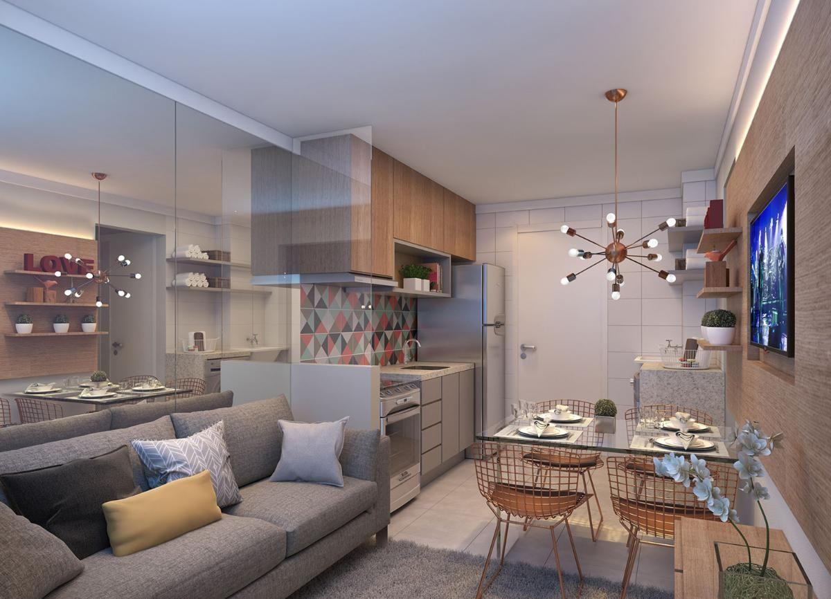 Plano e Parque do Nabuco | 1 e 2 dormitórios | Casa Verde e Amarela