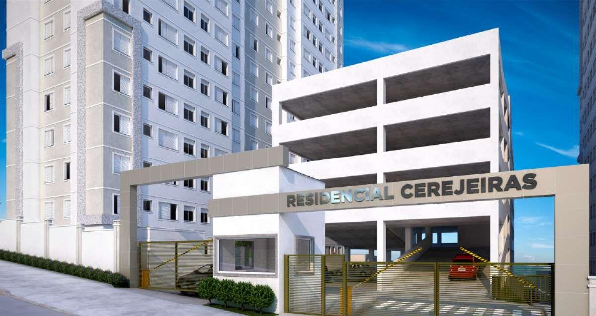 Residencial Cerejeiras MRV | Apartamentos de 2 Dormitórios | Casa Verde e Amarela