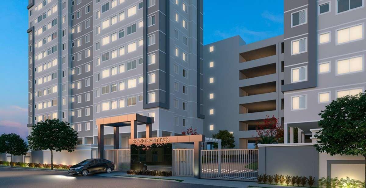 Alameda do Carmo Spazio Saint Ives MRV | Apartamentos de 2 Dormitórios | Casa Verde e Amarela