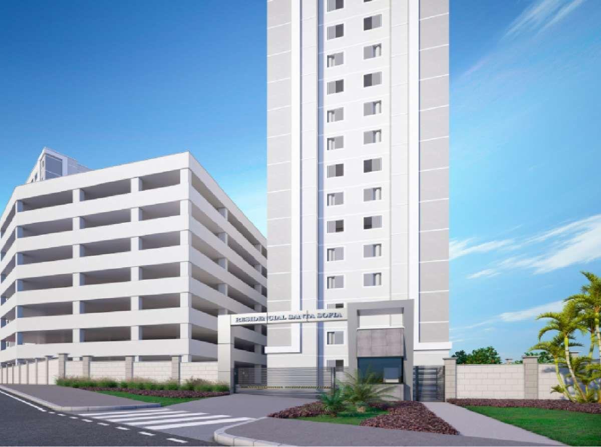 Residencial Santa Sofia MRV   Apartamentos de 2 Dormitórios   Casa Verde e Amarela