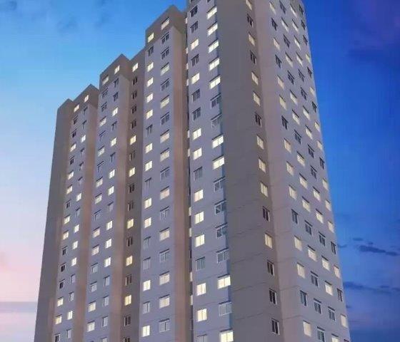 Plano e estação Capão redondo | Apartamentos com 1 dormitório | Minha Casa Minha Vida Capão Redondo