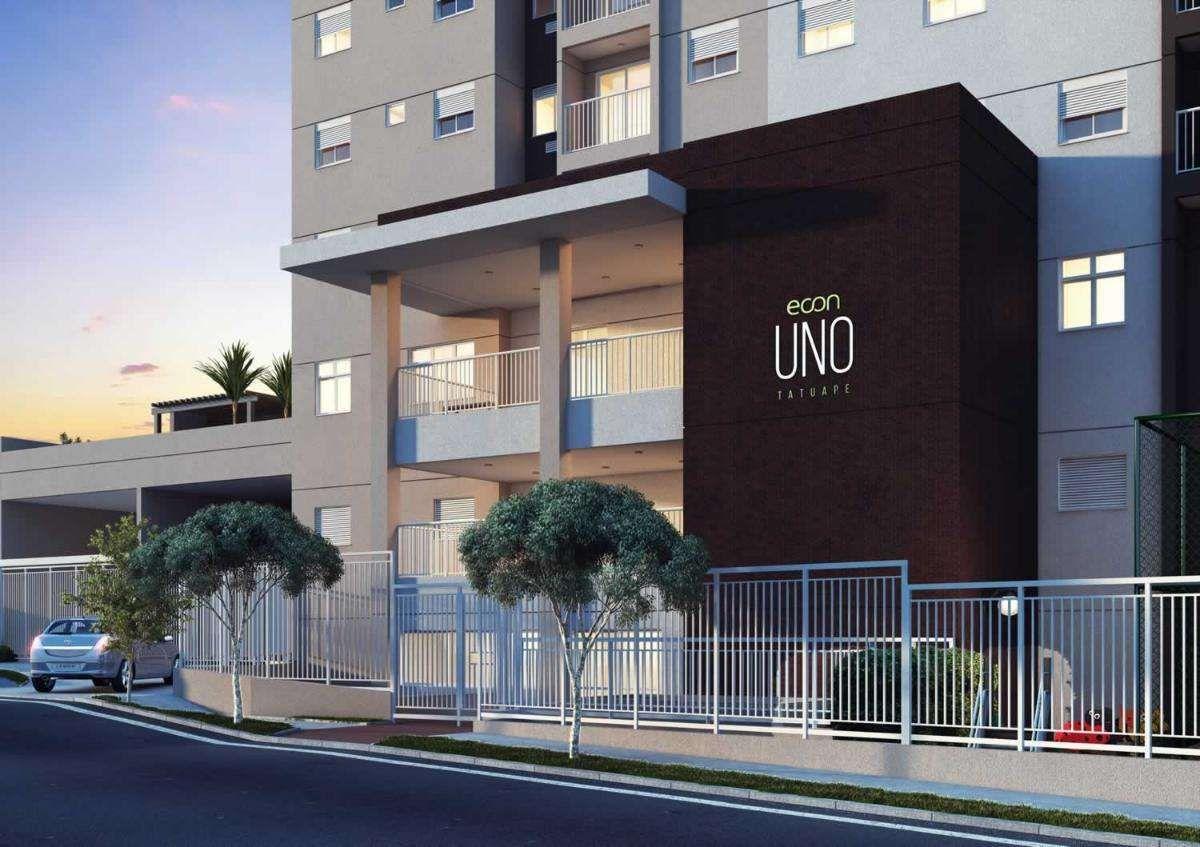 Uno Econ | Apartamentos de 2 Dormitórios | Casa Verde e Amarela