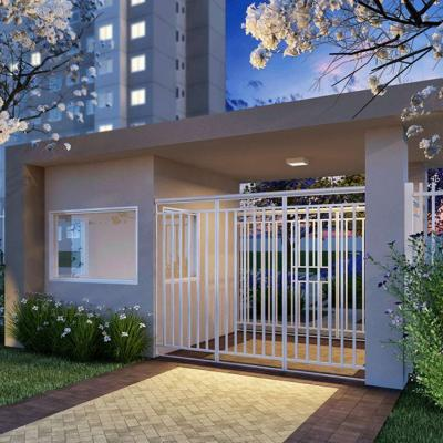 Plano e Jardim do Carmo | Apartamentos de 2 Dormitórios | Casa Verde e Amarela