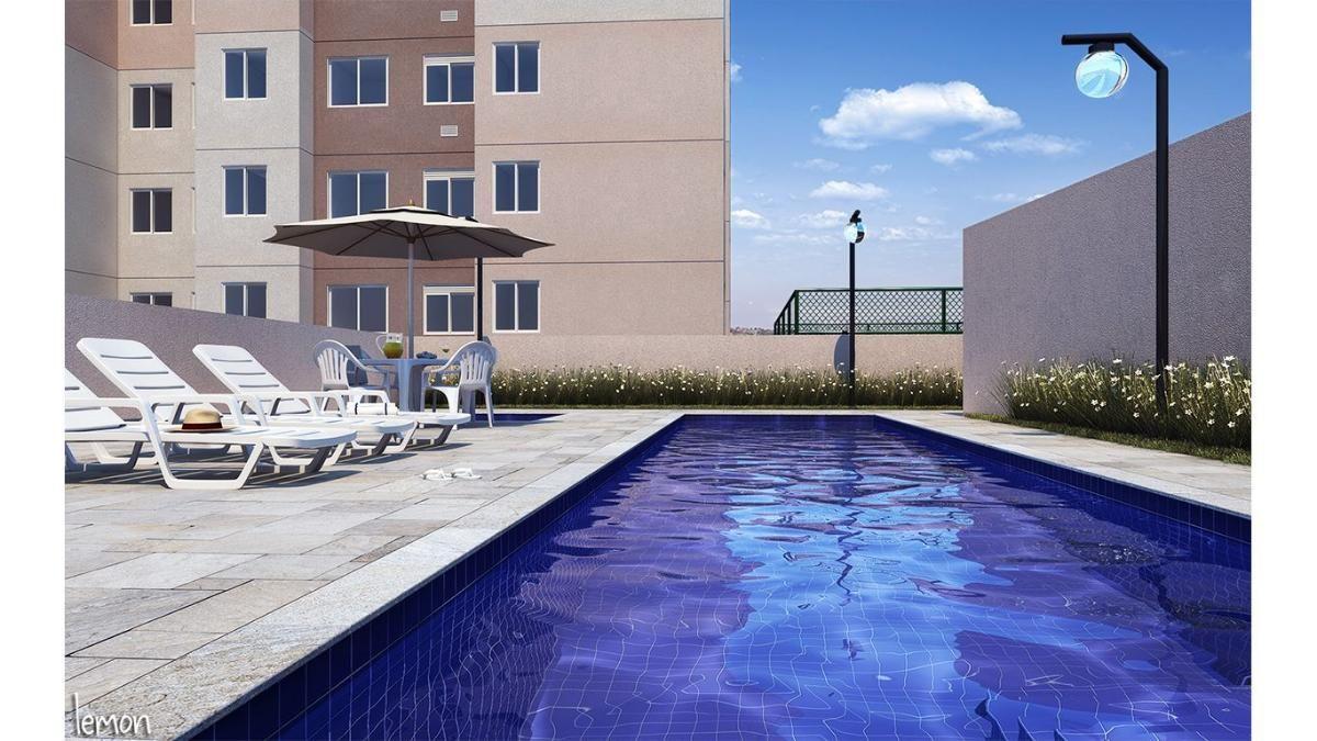 Joy Econ | Apartamentos de 2 Dormitórios | Casa Verde e Amarela