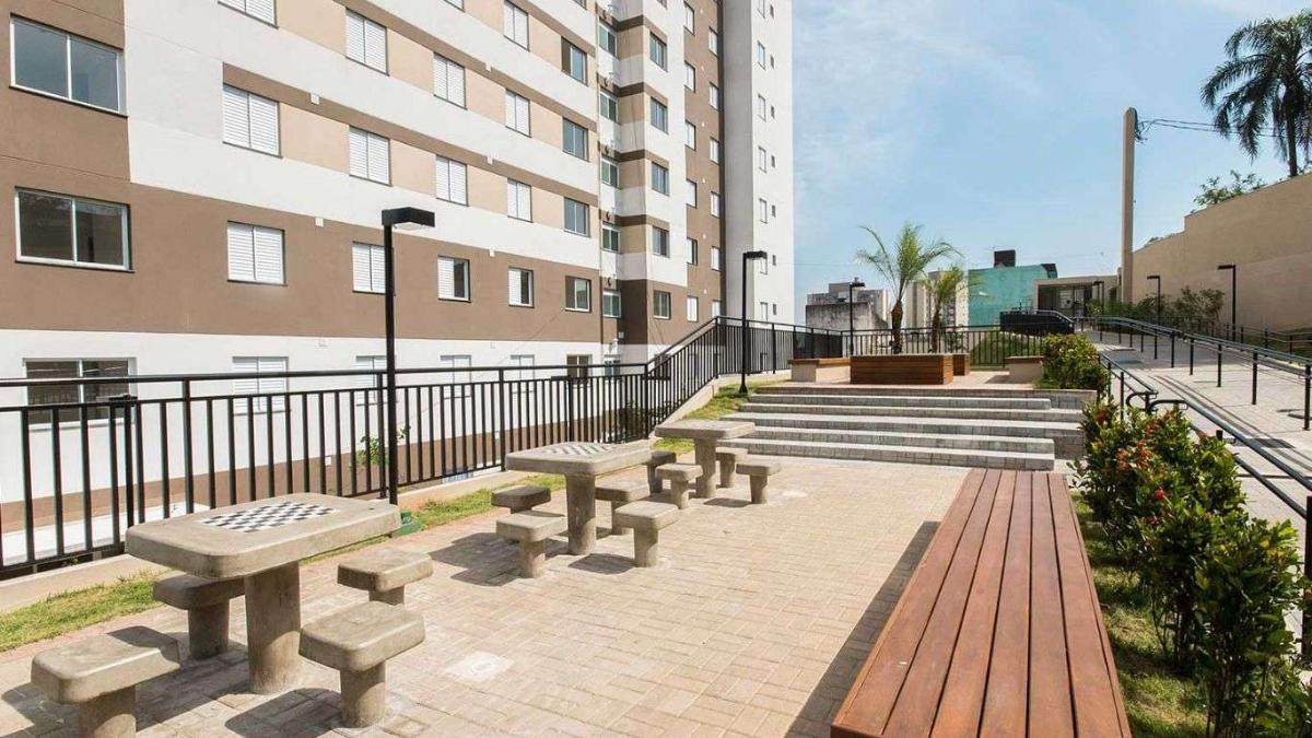 Ello Econ | Apartamentos de 2 Dormitórios | Casa verde e Amarela