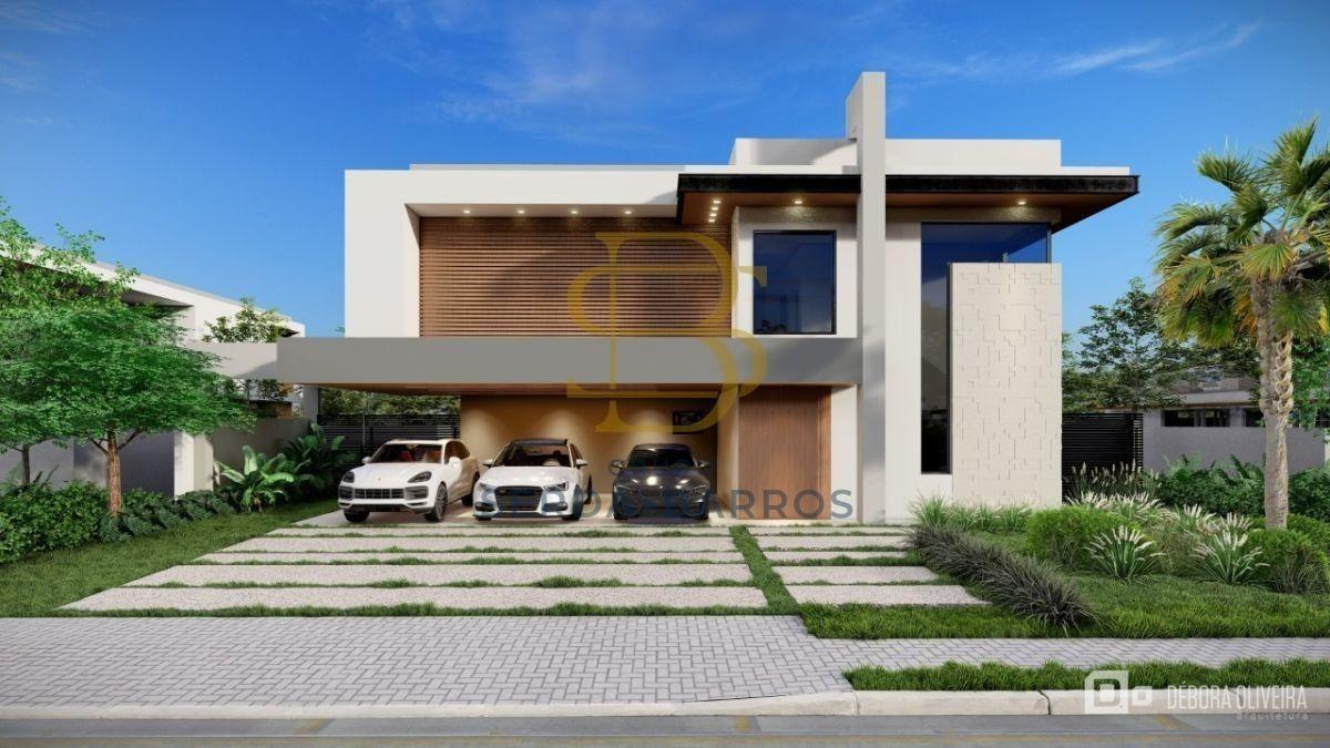 Casa com 4 dormitórios - Reserva do Parathey