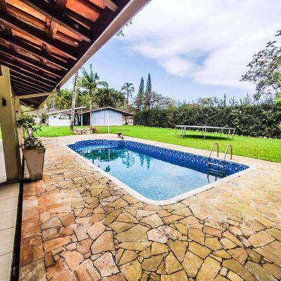 Casa com 5 quartos, piscina e terreno de 1.695 m² Residencial Mar Verde