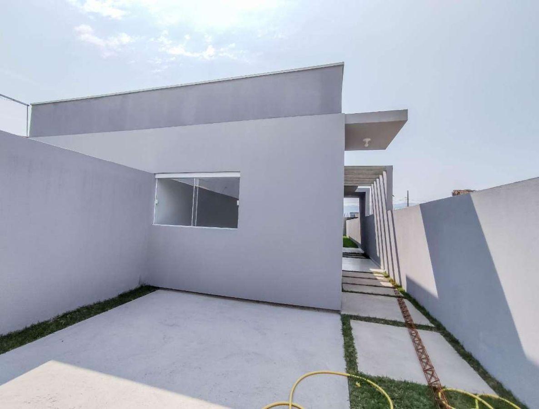 Casa Nova 3 Dormitórios Jardim das Palmeiras
