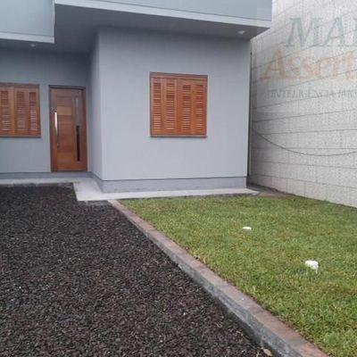 Casa para Venda em Campo Bom, Nucleo Hab. Vila Nova, 2 dormitórios, 1 banheiro, 1 vaga