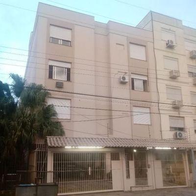 Apartamento para Venda em Novo Hamburgo, Rio Branco, 2 dormitórios, 1 banheiro, 1 vaga