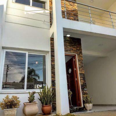 Casa para Venda em Campo Bom, Centro, 3 dormitórios, 1 suíte, 3 banheiros, 3 vagas