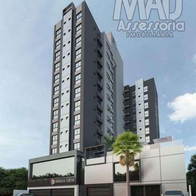 Apartamento para Venda em Itajaí, Praia Brava, 3 dormitórios, 1 suíte, 2 banheiros, 2 vagas