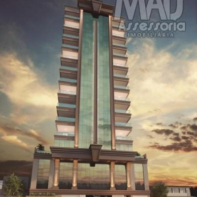Apartamento para Venda em Itapema, Meia Praia, 4 dormitórios, 4 suítes, 5 banheiros, 3 vagas