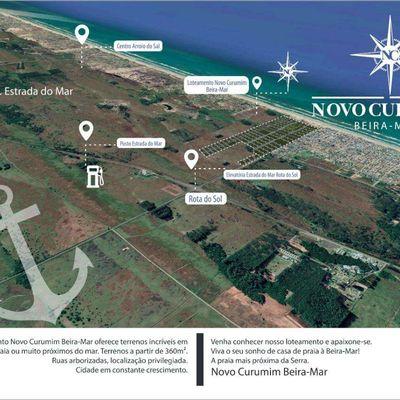 Terreno à venda, Novo Curumim, Terra de Areia/RS