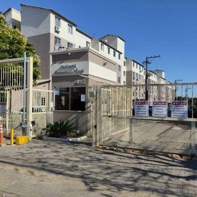 Apartamento à Venda no bairro Estância Velha em Canoas/RS