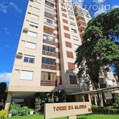 Apartamento para Venda em Porto Alegre, Gloria, 1 dormitório, 1 banheiro, 1 vaga