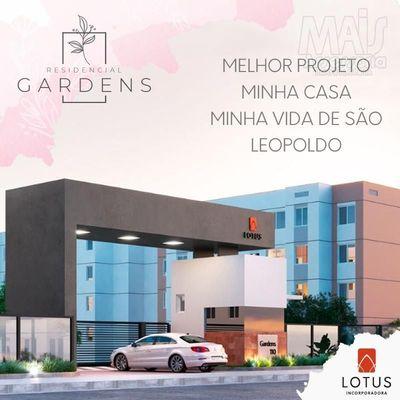Apartamento para Venda em São Leopoldo, Feitoria, 1 dormitório, 1 banheiro, 1 vaga