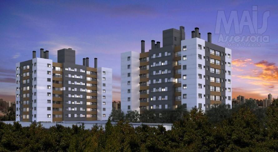 Apartamento para Venda em Porto Alegre, Camaquã, 2 dormitórios, 1 suíte, 2 banheiros, 1 vaga