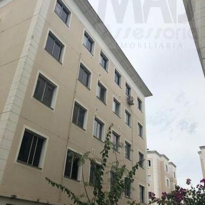 Apartamento para Venda em São Leopoldo, Santos Dumont, 3 dormitórios, 1 banheiro
