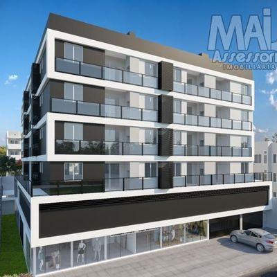 Apartamento/Novo para Venda em Novo Hamburgo, Vila Nova, 2 dormitórios, 1 suíte, 2 banheiros, 2 vagas