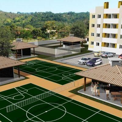 Apartamento para Venda em São José, Real Parque, 2 dormitórios, 1 vaga