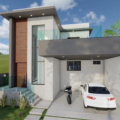 Casa em Condomínio de Alto Padrão à Venda em Gravataí/RS