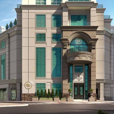 Apartamento no Edifício SANTÉ BOUTIQUE