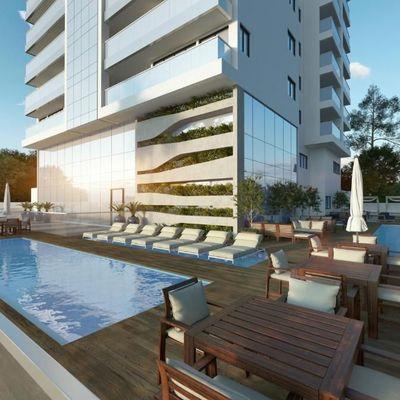 Apartamento  Edifício Aquamarine Residence Praia Brava