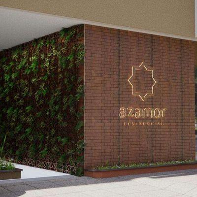 Apartamento no edifício Azamor Balneário Camboriú