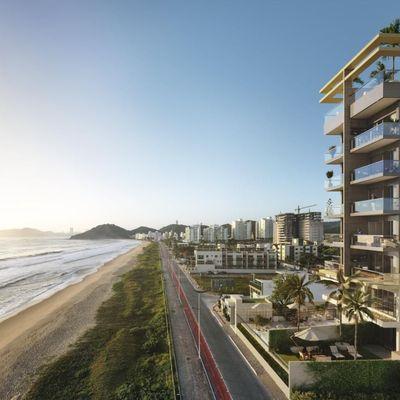Apartamento Edificio Bay House Praia Brava