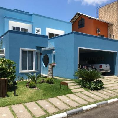 Casa no Condomínio Ariribá Balneário Camboriú