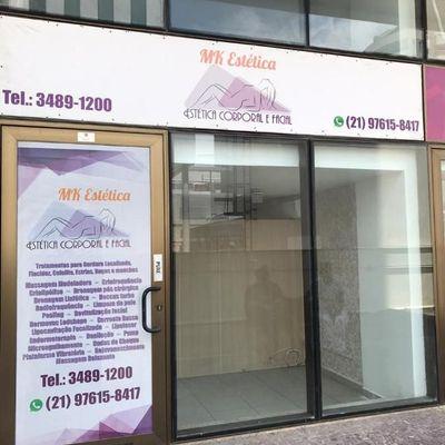 Loja com Jirau - Barra Corporate em frente Parque Olímpico Barra