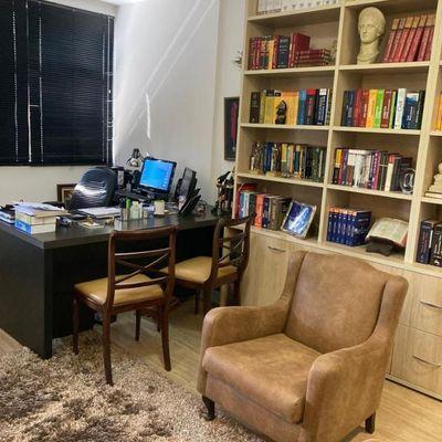 Sala comercial mobiliada no Centro RJ - Alm. Barroso - 5° andar - Ed. Capital