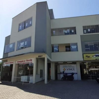 Sala comercial na Ilha da Figueira