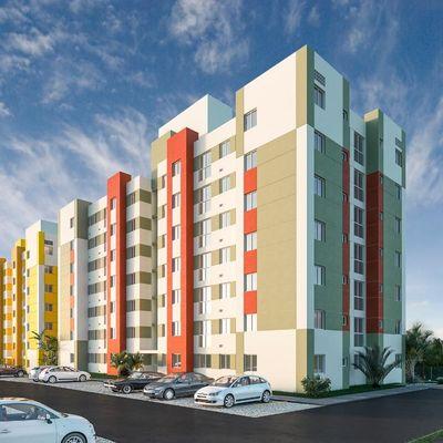 Apartamento na Planta - Residencial Ávila