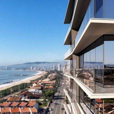 Apartamento em Piçarras - na planta Residencial Blue Waves