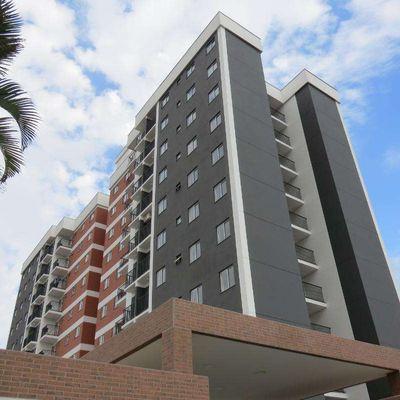 Apartamento novo no Rau