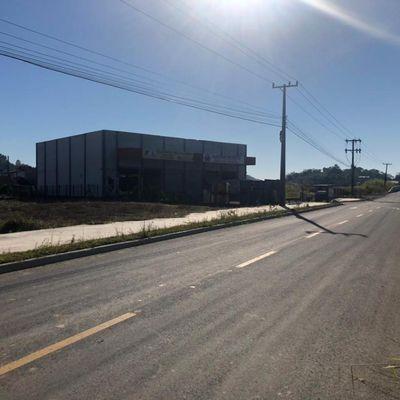 Terreno industrial comercial Guaramirim