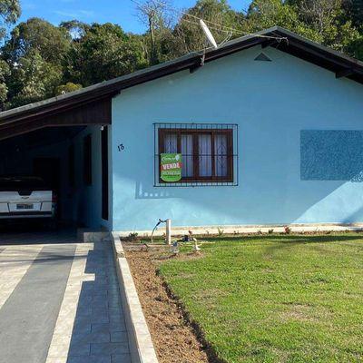 CASA DE ALVENARIA - BARRA DO TROMBUDO