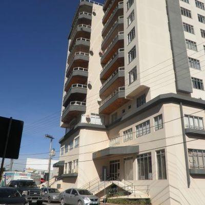Apartamento no Edifício Rio do Sul