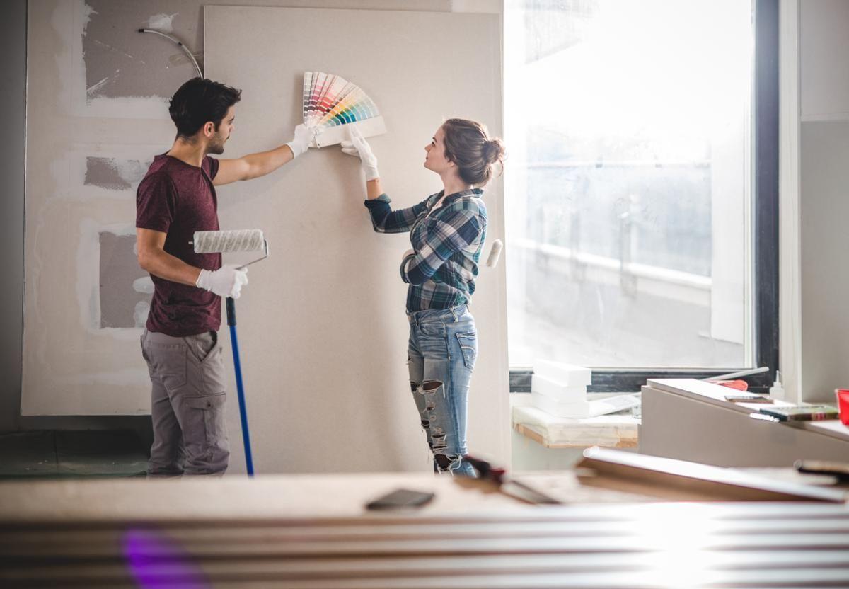 Tendências de decoração em apartamentos