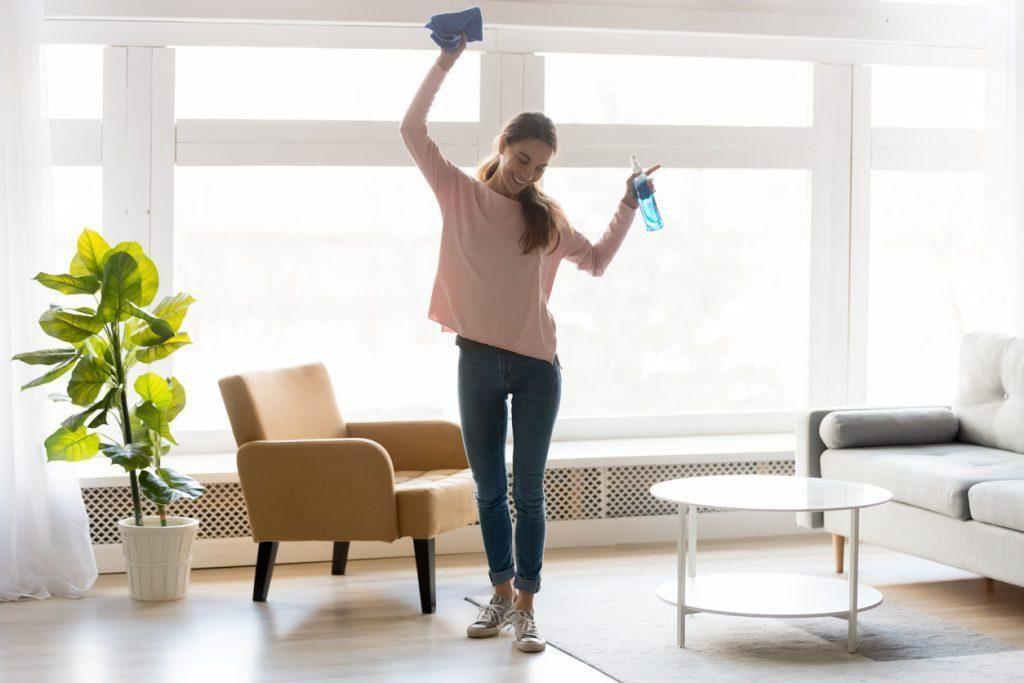 Como manter sua casa limpa e organizada na quarentena?