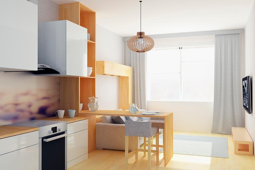 Como ampliar um apartamento pequeno?