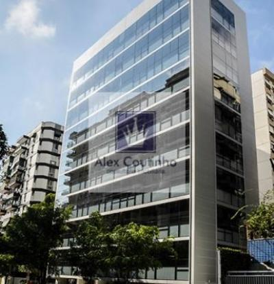 Laranjeiras Corporate - Rio de Janeiro